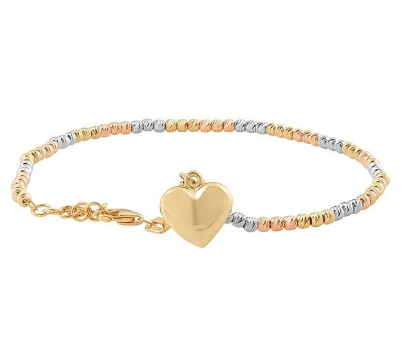 Gold Bracelets product photography