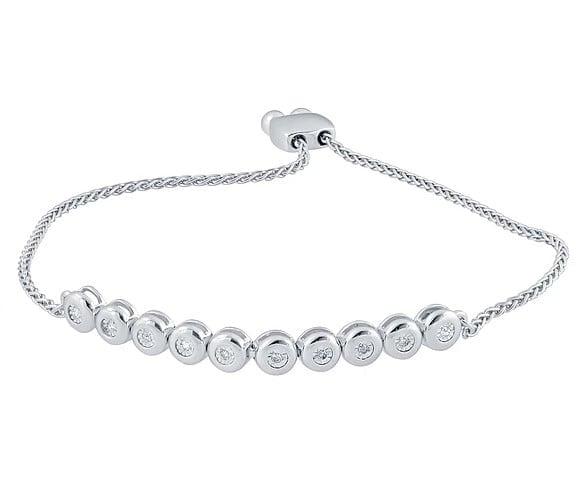 Silver Bracelets photography