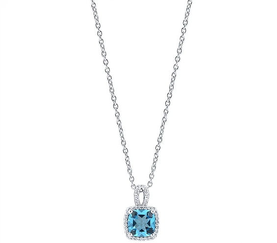 Blue Pendant photography