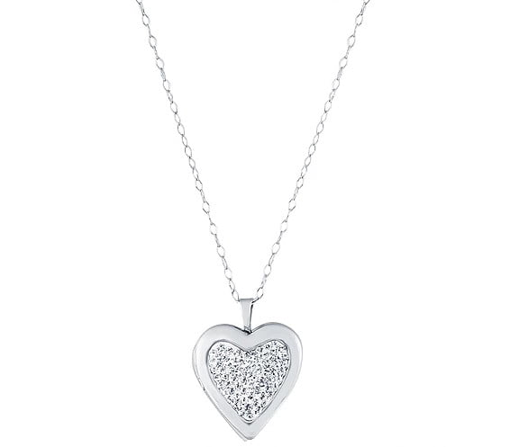 Heart Pendant Photography