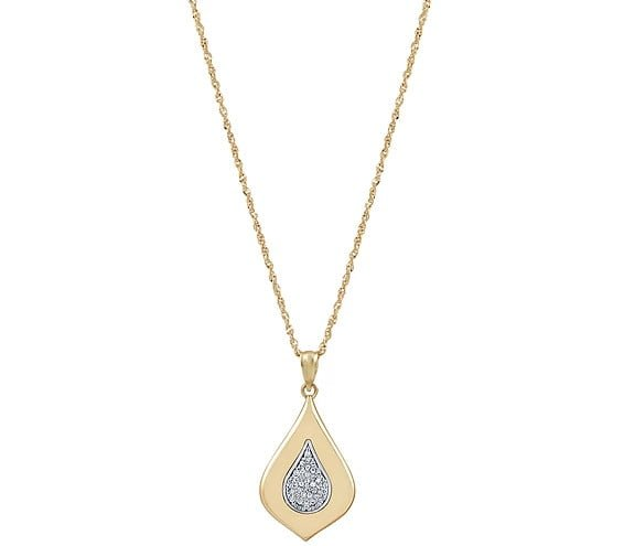 Pendant Diamond Photography