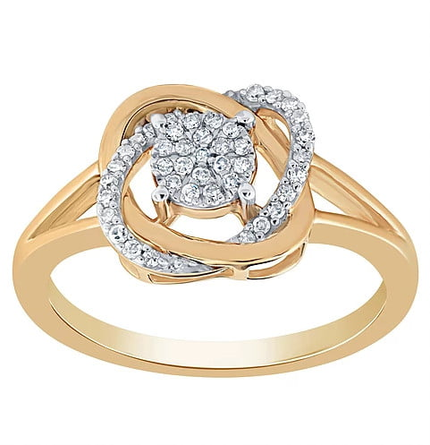 Diamond Ring Jewelry photography
