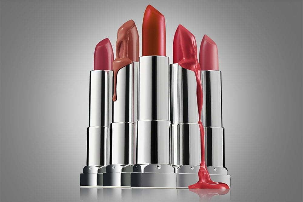 Lipstick Lifestyle Photography image