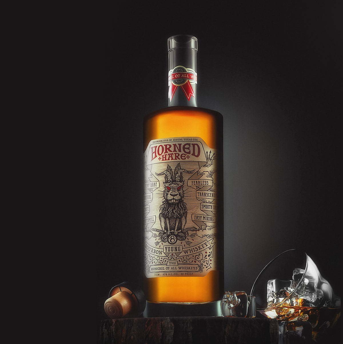 Whiskey lifestyle photography