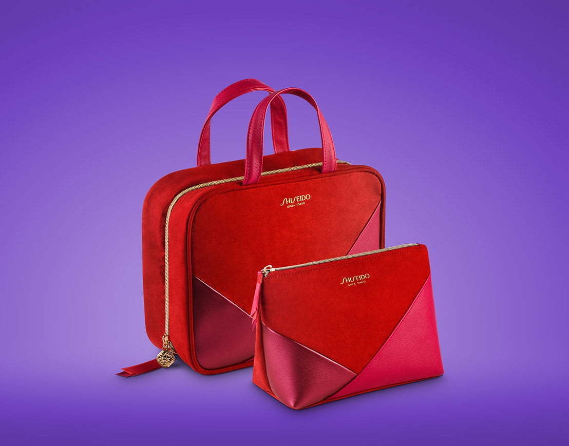 Shiseido Handbag