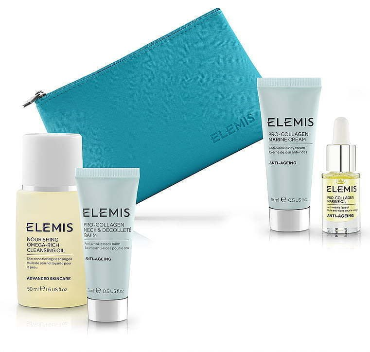 Elemis Skincare Product Photography