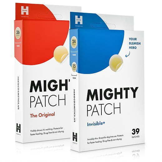 Mighty patch by hero cosmetics