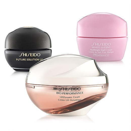 Shiseido Cosmetic Photography