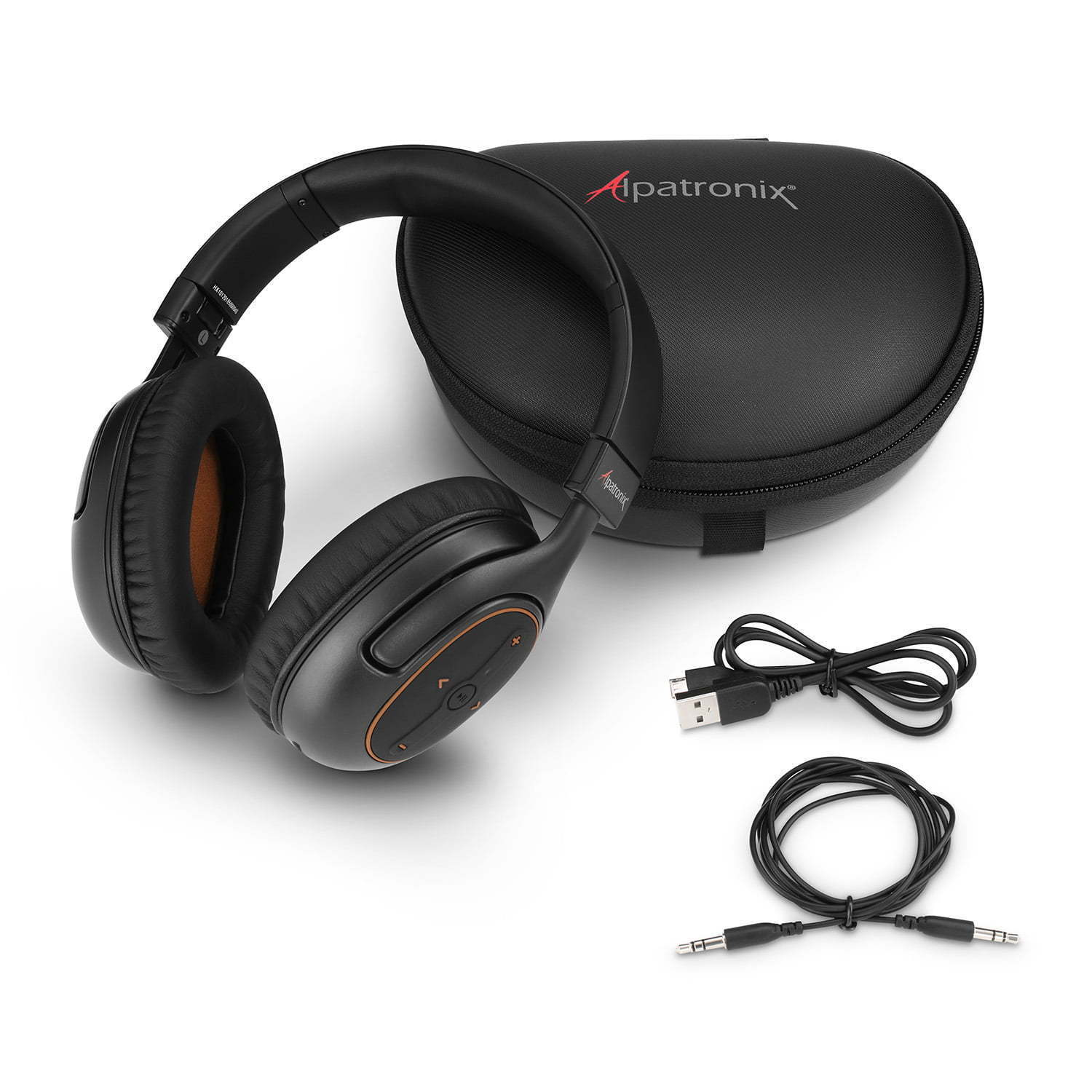 Picture of a headphone set