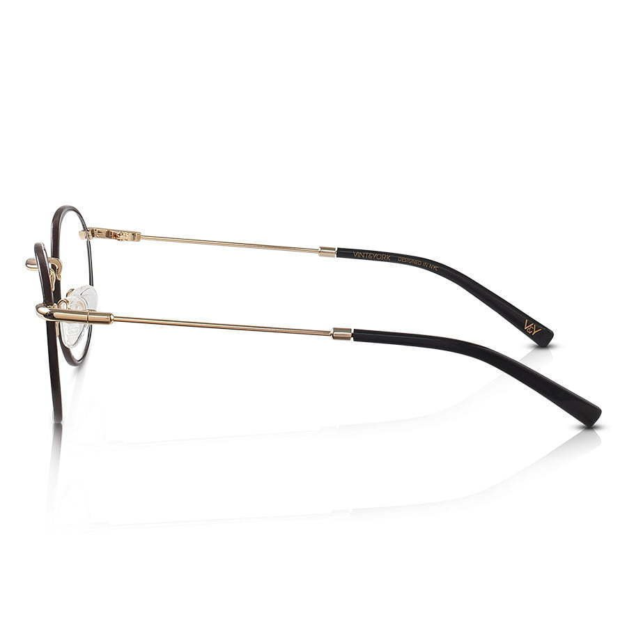 pair of wire frame circle lens eye glasses photography