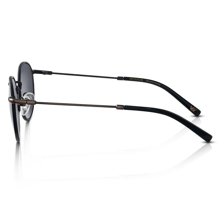 side view of a pair of sunglasses photography