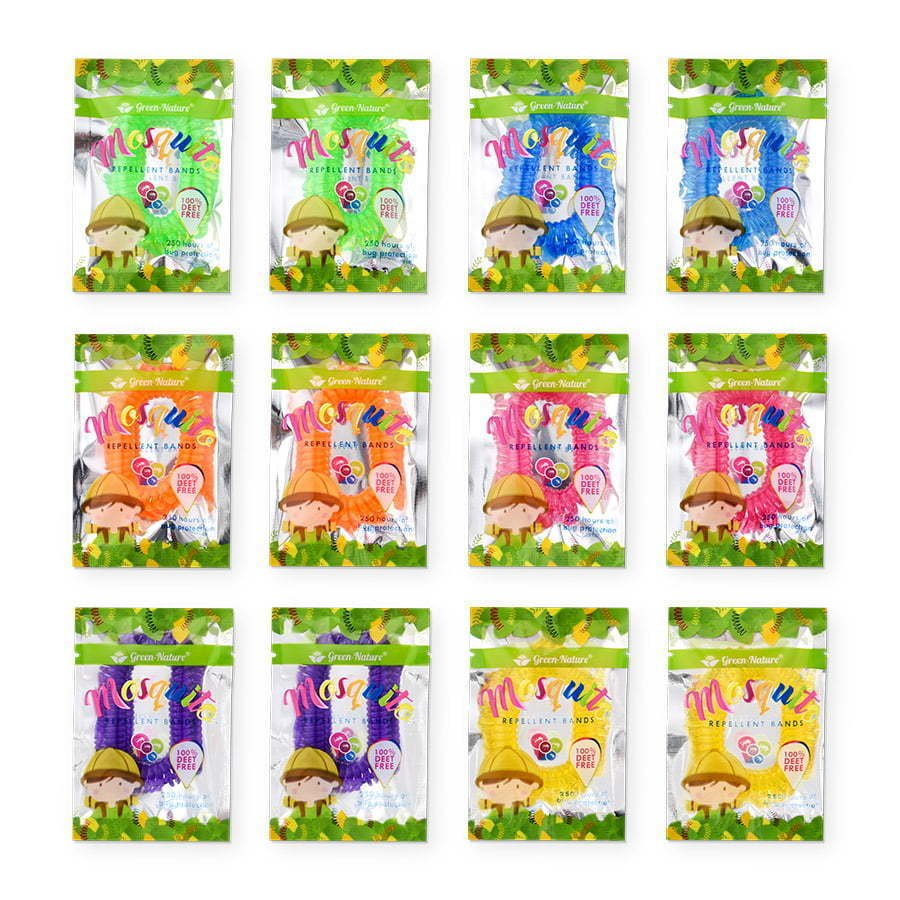 a group of kids mosquito repellent colorful group photography
