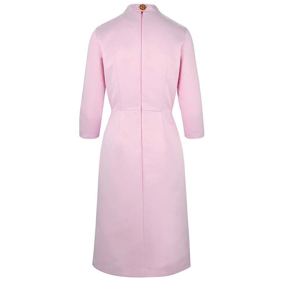 Pink Dress photography