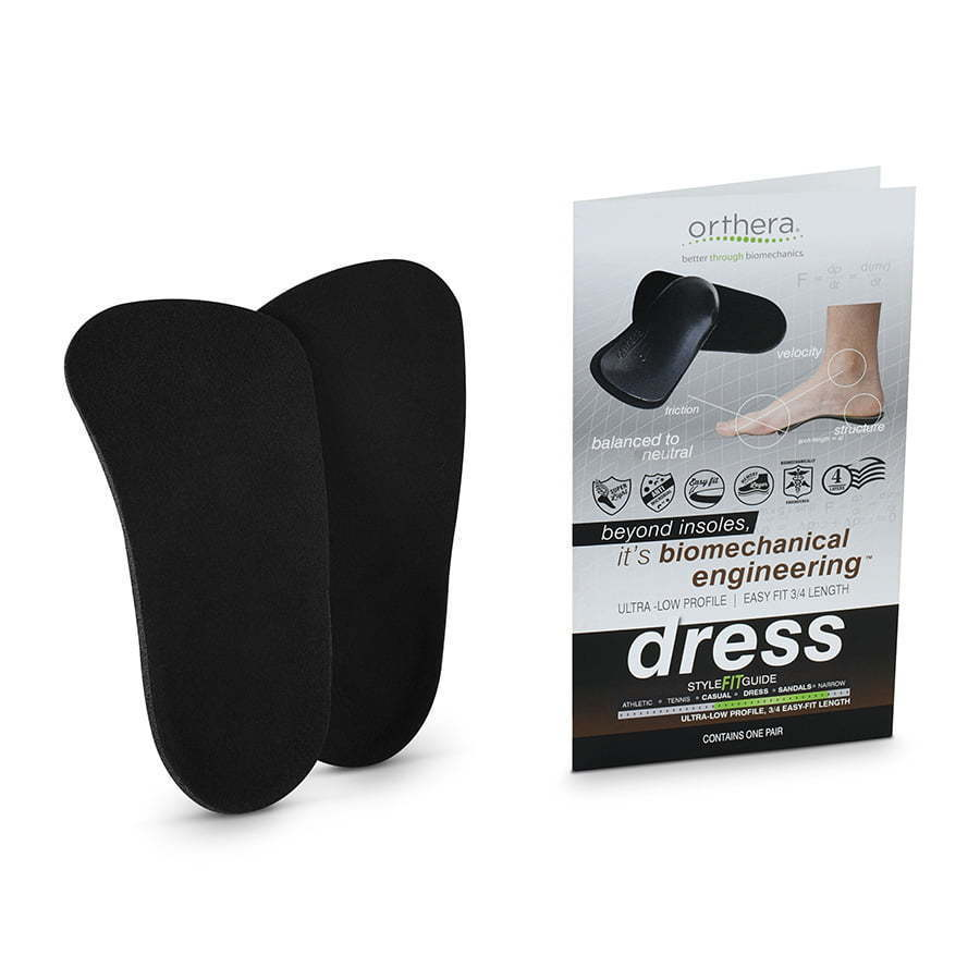 shoe sole inserts with packaging photography