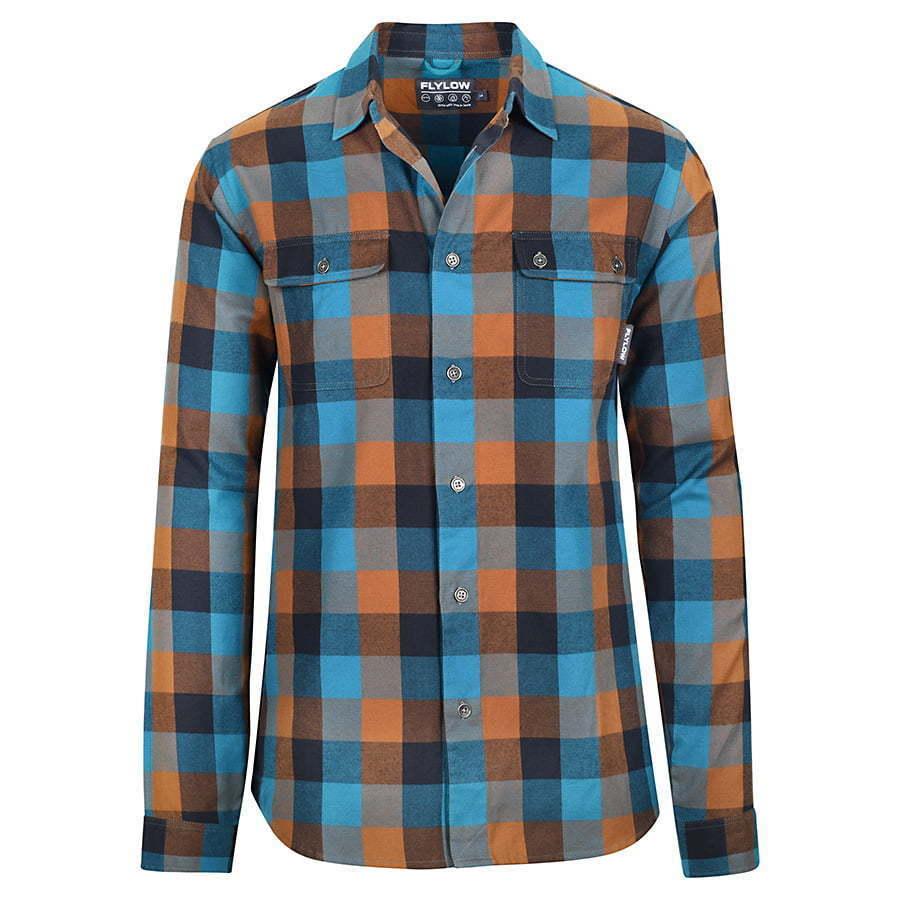 Blue shirt long sleeve