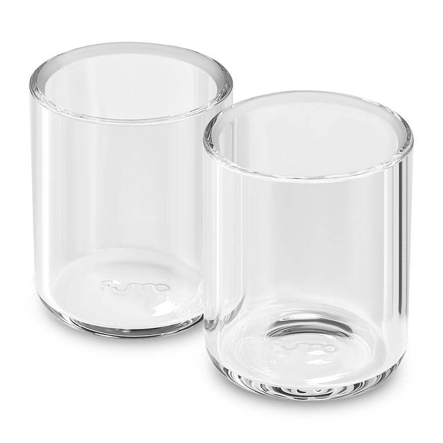 pair of small shot glass tea glass photography