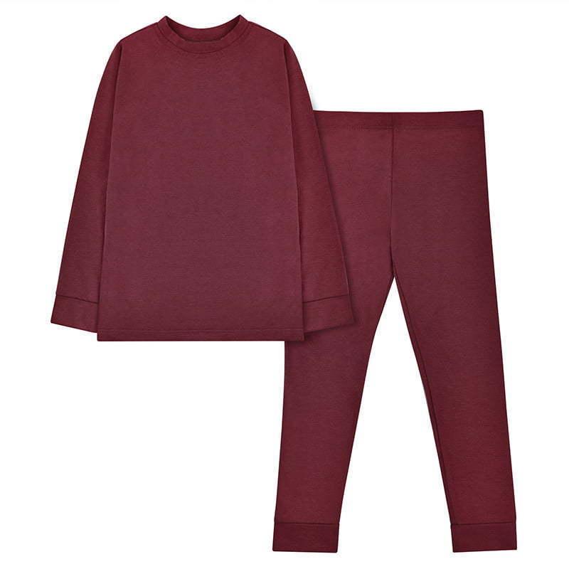 pajama set top and bottom lay flat image photography