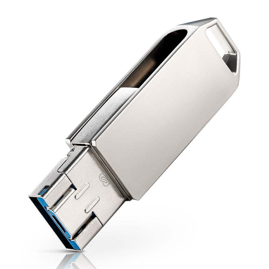 silver USB drive  electronic photography