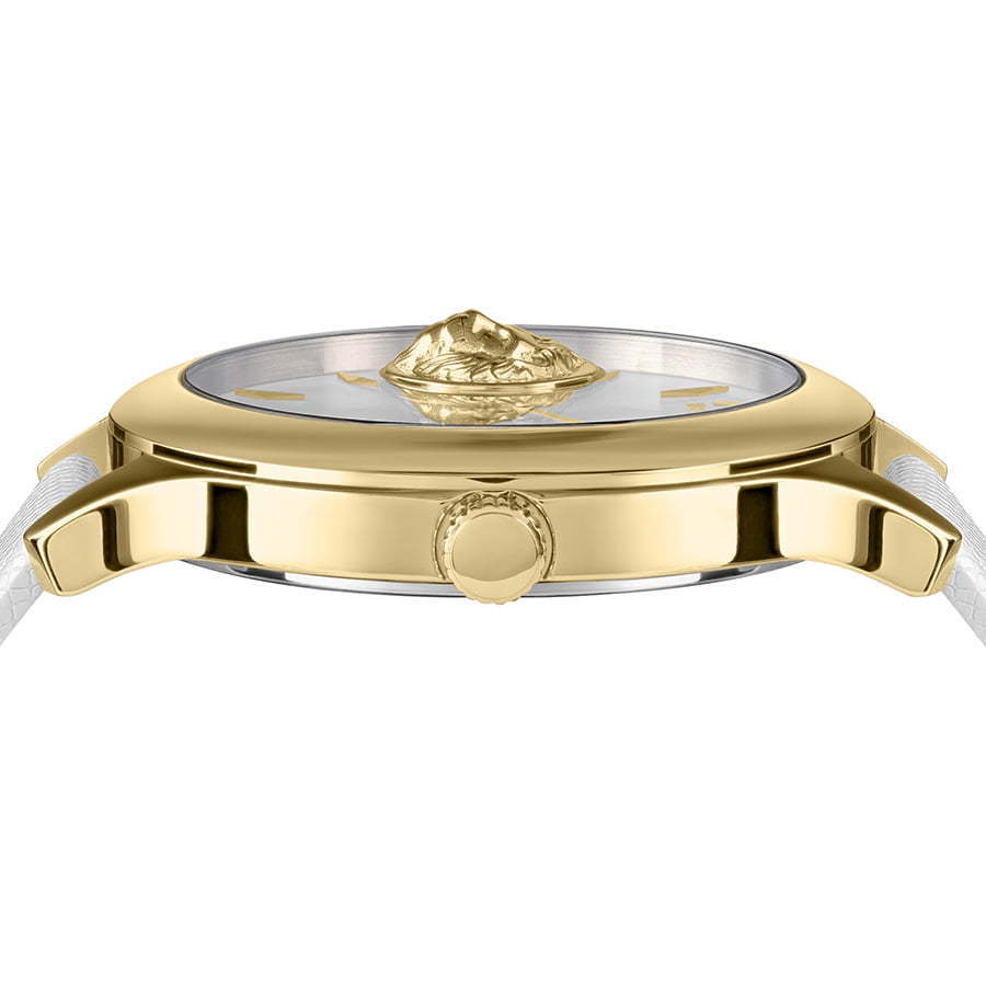 Versus-front-side-gold-and-black-watch-photography