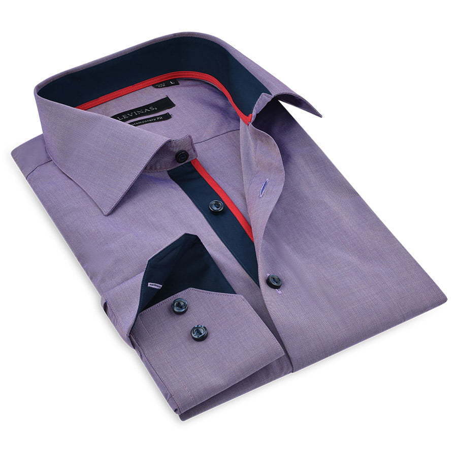 purple-dressy-shirt-lay-folded-photography