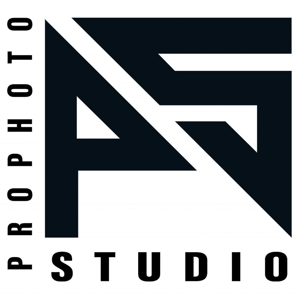 pro photo studio logo