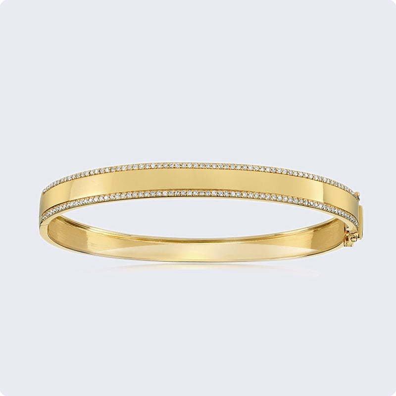 bracelet y gold