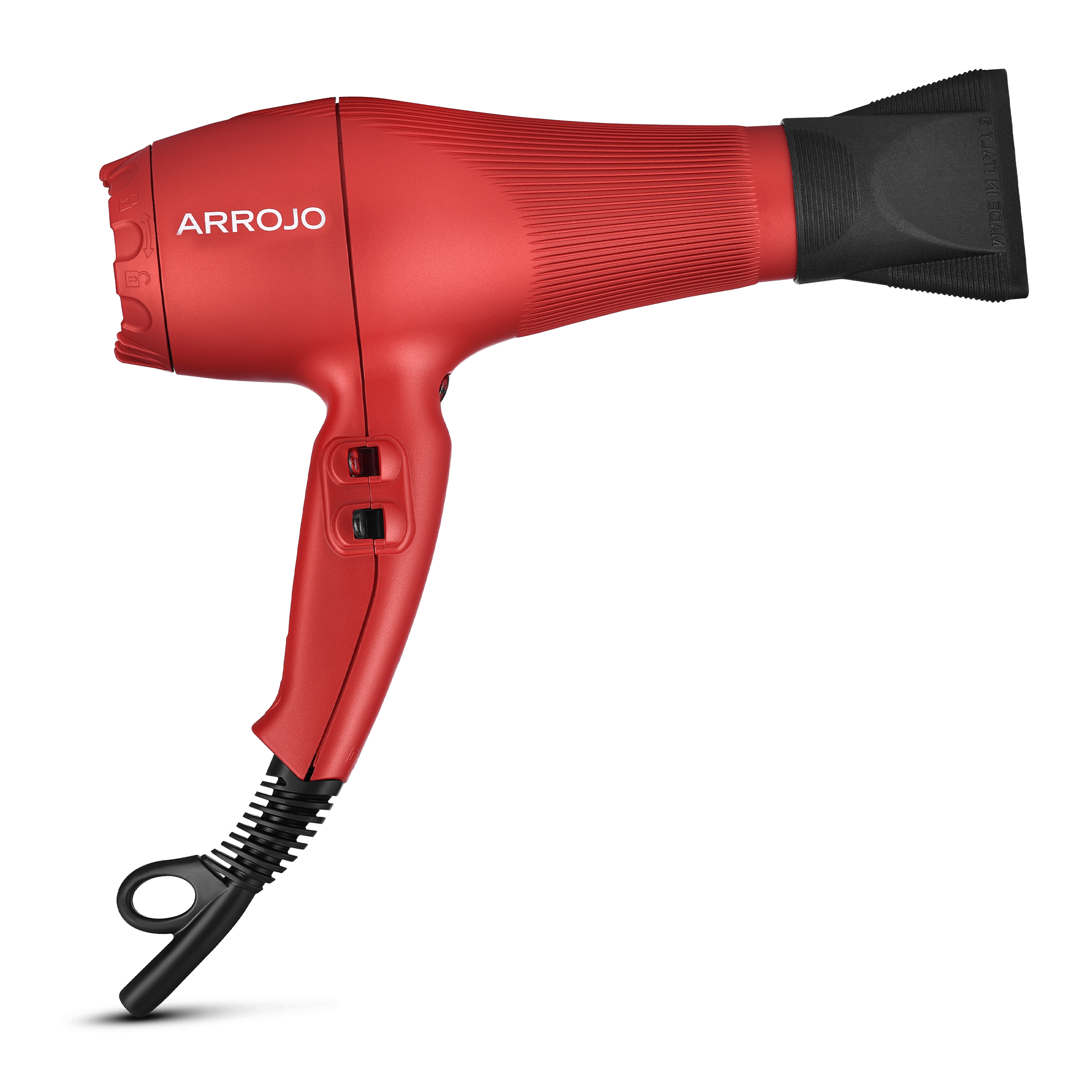electronics hair dryer red hero image