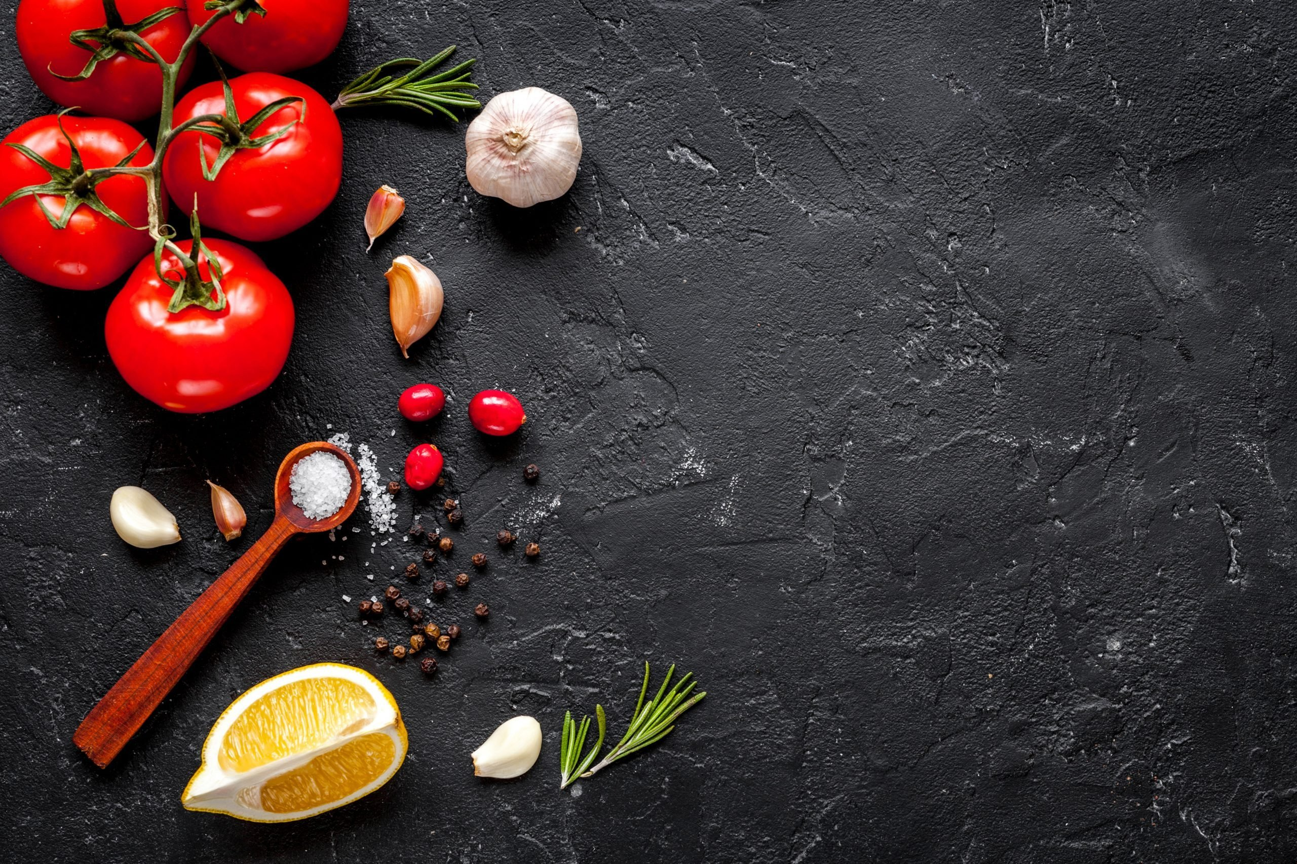 Food Ingredients Product Photography