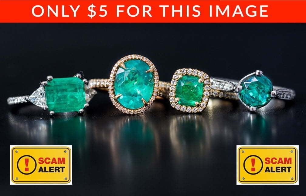 Jewelry Photographers
