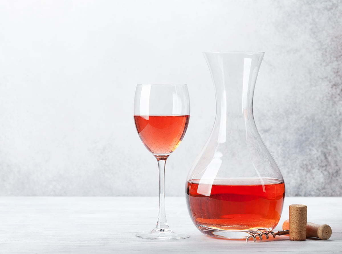 rose wine fwskdpj