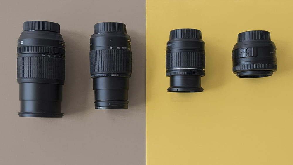 selecting lens