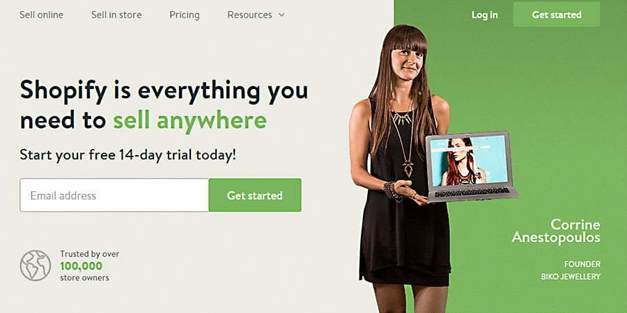 shopify-website-builder-review