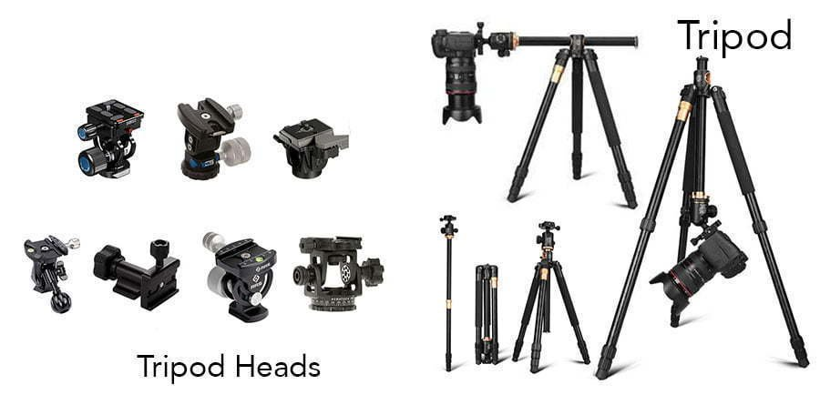 tripod for product photography