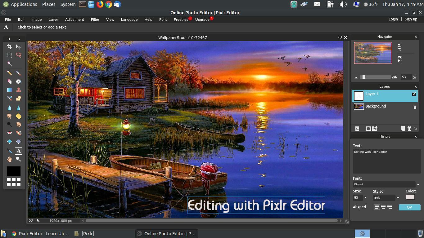 pixlr app software