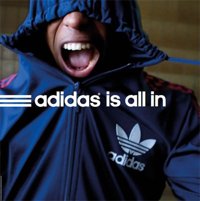 All Adidas campaign
