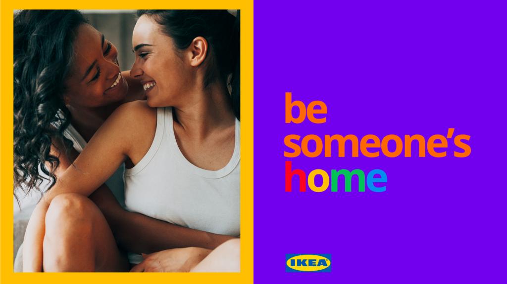 LGBTQ marketing campaign