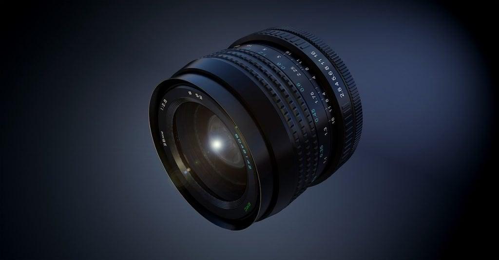 lens, camera, focal length