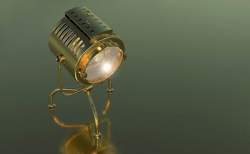 spot, lamp, light