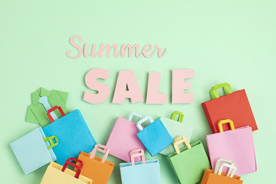 word sale and shopping paper bags sesonal sale onl 5b32lrl
