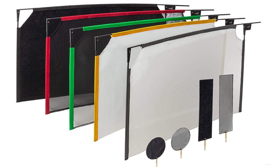 impact portaframe scrim flag kit