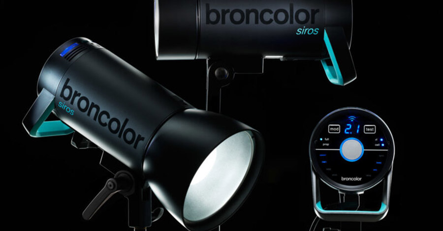 picture of broncolor modeling lights