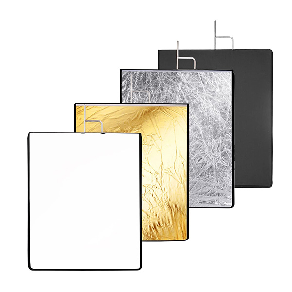 30x36 inches 4-in-1 metal flag panel