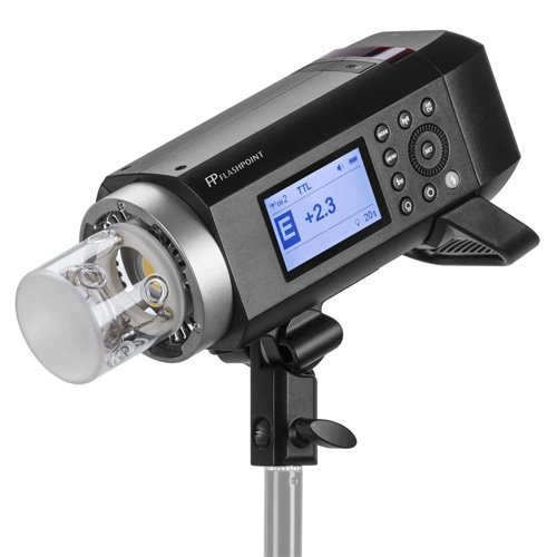 flashpoint xplor 400pro ttl battery powered monolight