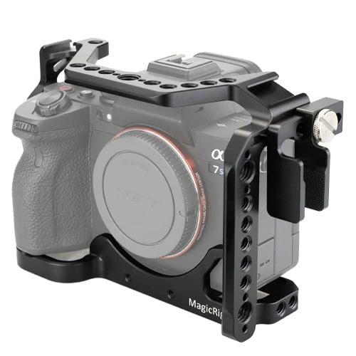 magicrig a7siii camera cage with hdmi