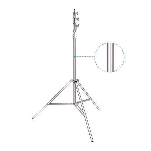 neewer heavy-duty light stand 13 feet aluminum