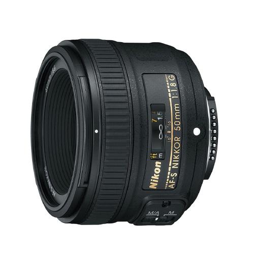 nikon af-s nikkor 50mm f1.8g lens