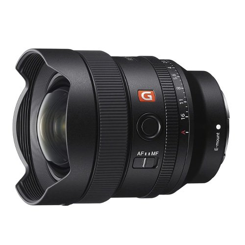 sony fe 14mm f1.8 gm wide angle prime