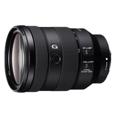 sony fe 24-105mm f4 g oss zoom lens
